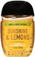 Санитайзер Bath and Body Works Sunshine&Lemons