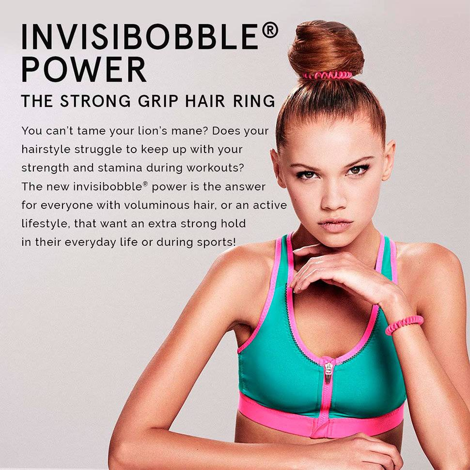 Резинка для волос invisibobble Power To Be or Nude to Be