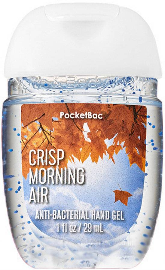 Санитайзер Bath and Body Works Crisp Morning Air Hand Sanitizers