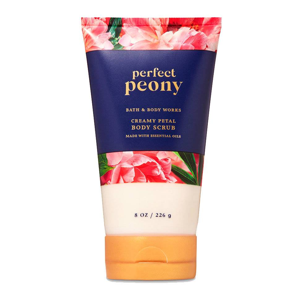 Скраб для тела Bath and Body Works Perfect Peony