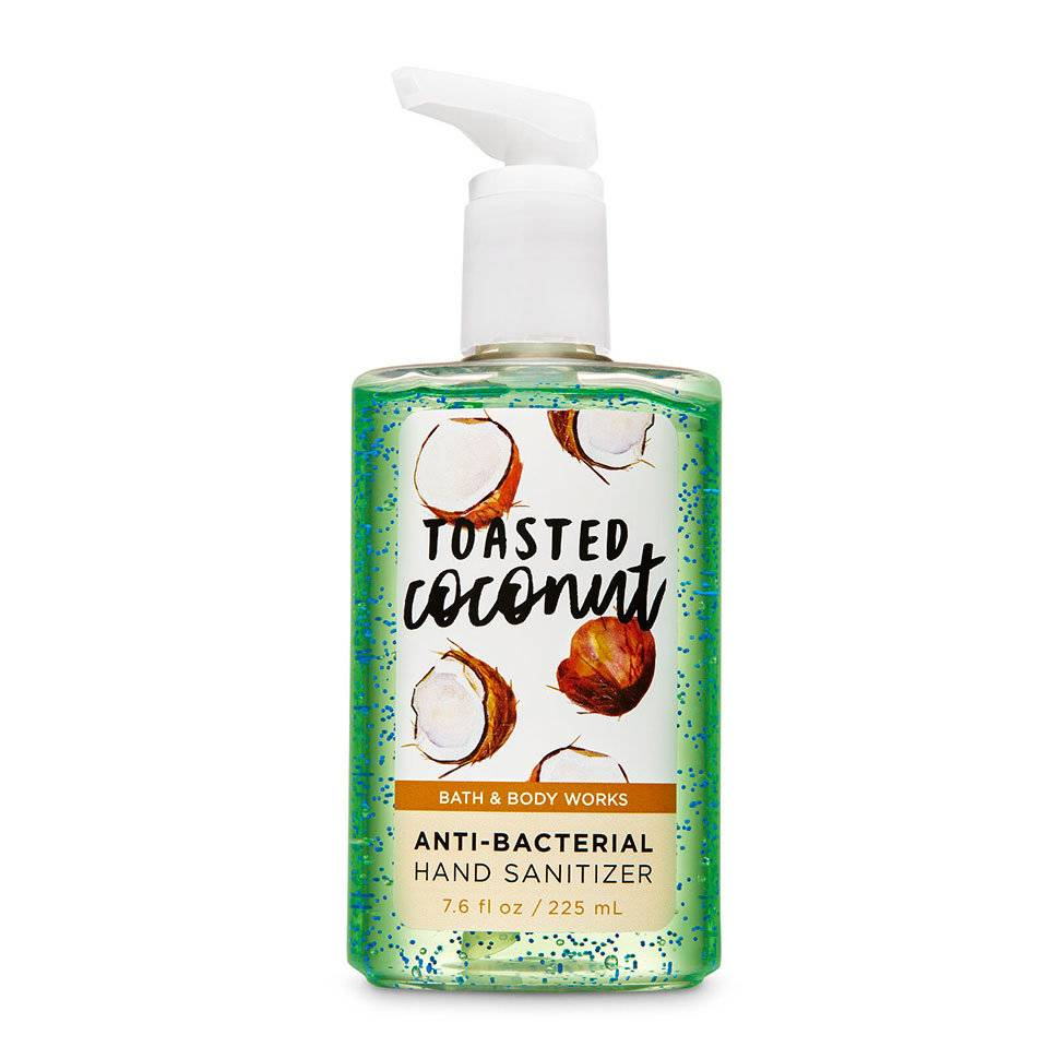 Санитайзер Bath and Body Works Toasted Coconut