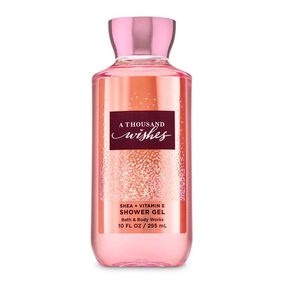 Гель для душа Bath and Body Works A Thousand Wishes Shower Gel