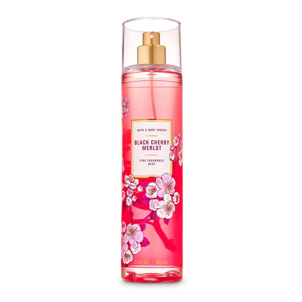 Мист Bath and Body Works Black Cherry Merlot Mist