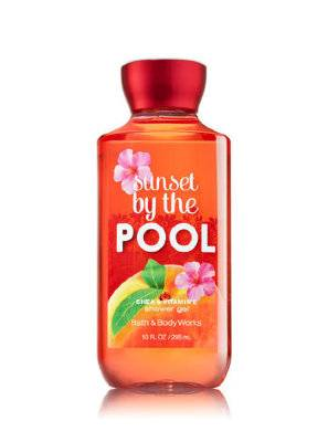 Гель для душа Bath and Body Works Sunset By The Pool