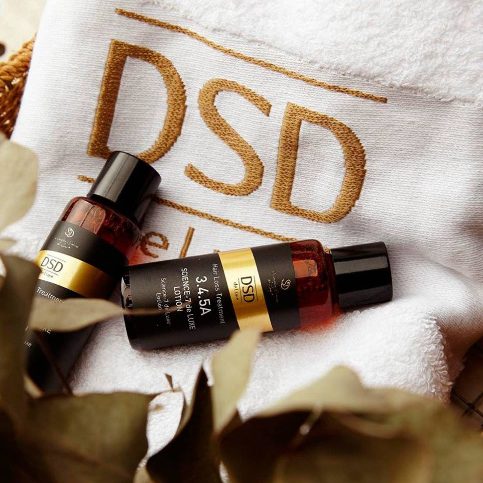 Лосьон для волос DSD DE LUXE Science-7 de Luxe Lotion №3.4.5 А