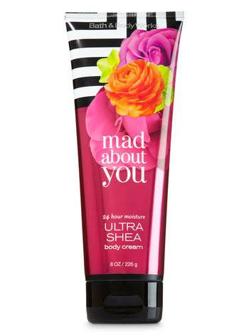 Крем для тела Bath and Body Works Mad About You Ultra Shea Body Cream