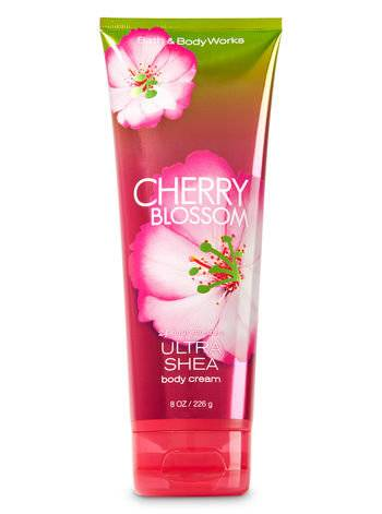 Крем для тела Bath and Body Works Cherry Blossom Ultra Shea Body Cream