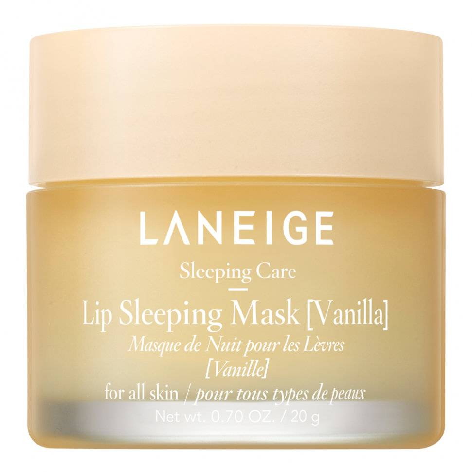 Маска для губ Laneige Lip Sleeping Mask Vanilla