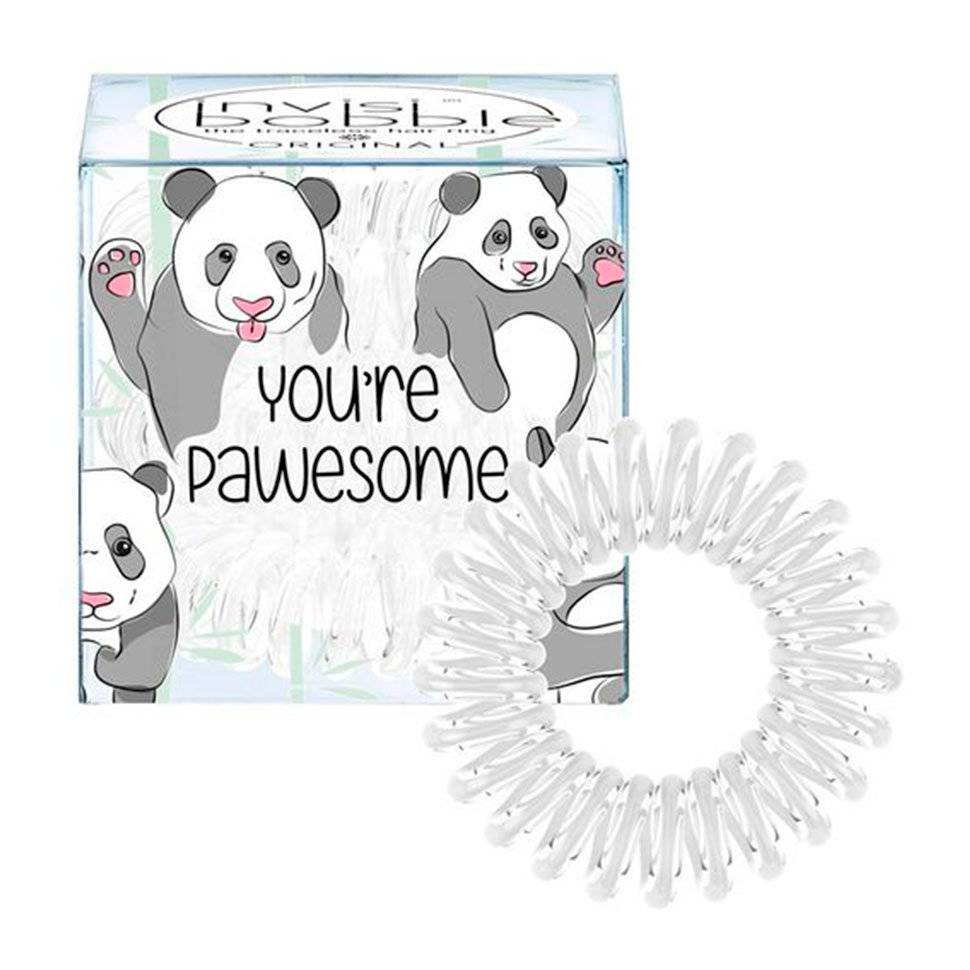 Резинка для волос Invisibobble Original You're Pawesome!